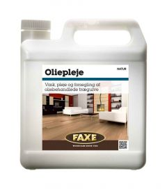 FAXE Oliepleje NATUR 5 L