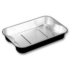 Alubakke Ready2Cook 1920 ml 293x193x45 mm Sort 100 stk