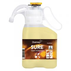 SURE Cleaner & Degreaser SmartDose Grovrengøring 1.4L