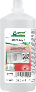 Green Care Professional Sanet Daily F Quick&Easy Sanitetsrens, 325 ml