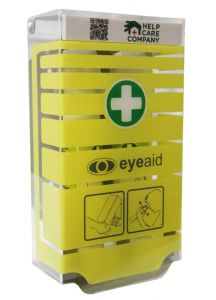 EyeAid Øjenskyllestation Tom