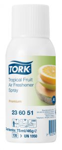 TORK A1 Airfreshener Spray Tropisk frugt, 75 ml