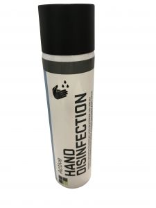 Hånddesinfektion spray 70% 75ml