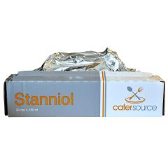 Catersource Stanniol i Cut Boks 29cm x 150m 11 my, 1 rl
