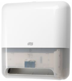 TORK H1 Matic touch-free dispenser - Intuition sensor, hvid